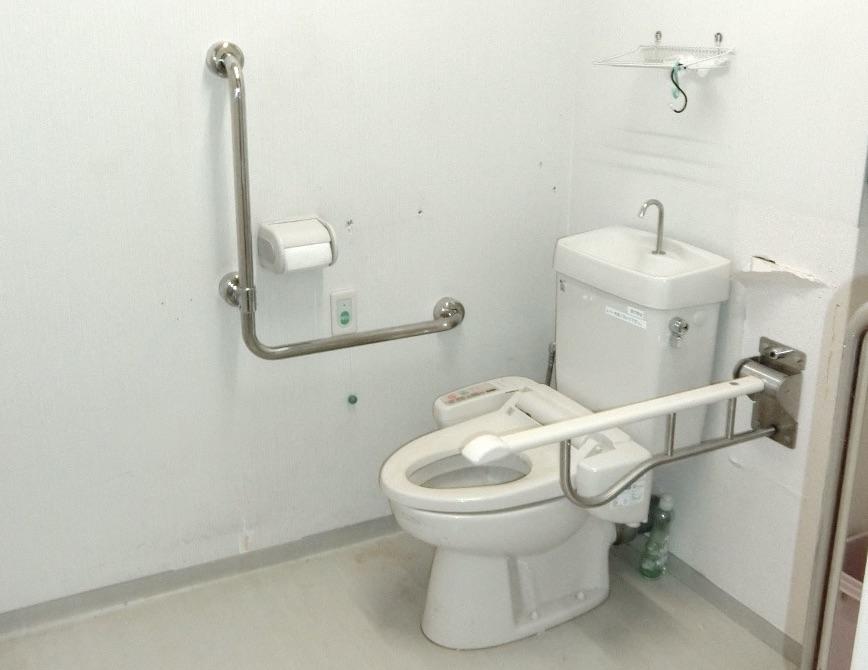 ウェルコート霧島のトイレ